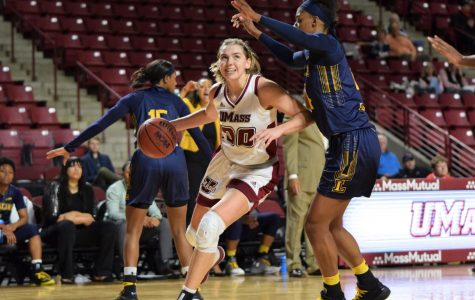 UMass prepares to take on first place Dayton Wednesday