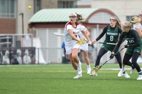 Minutewomen drop to New Hampshire, 11-8