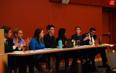 SGA election stirs up questions about campaign