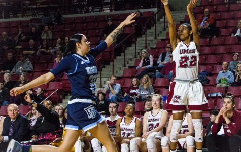 UMass women's hoops heating up heading into Atlantic 10 tournament