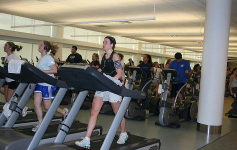 Student feedback could improve the Recreation Center