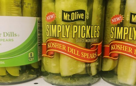 What's the big dill with pickles?