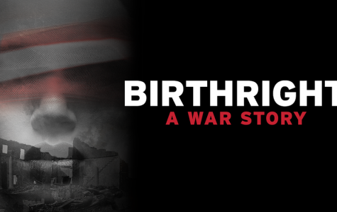 'Birthright: A War Story' warns UMass audience of a future that looks more like 'The Handmaid's Tale'