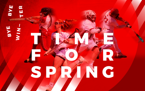 2018 Spring Sports Special Issue: Time for Spring