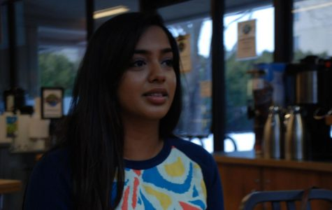 Question and Answer: Jiya Nair seeks position as student trustee for the SGA