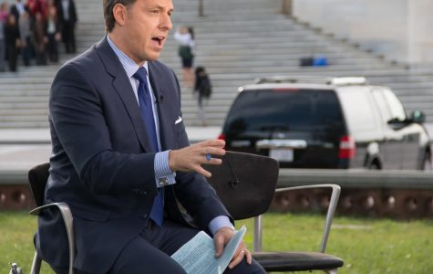 CNN journalist Jake Tapper to deliver this year's undergraduate commencement speech