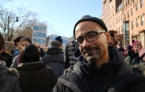 Junot Diaz dazzles Amherst College and leaves audience reeling