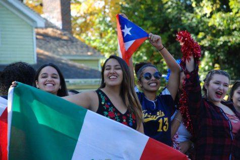 Latinos Unidos tiene como objetivo conectar y educar a los estudiantes sobre la cultura latina