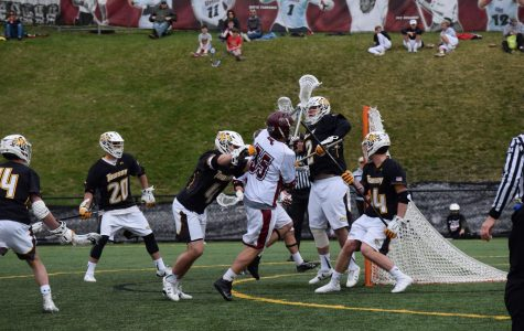 CAA men's lacrosse notebook: Mazza's five leads Towson over UMBC
