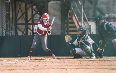 UMass softball sweeps La Salle with 8-0 victory on Sunday