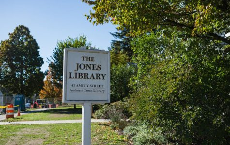Letter to the Editor: Sarat seeks re-election to the Jones Library Board of Trustees
