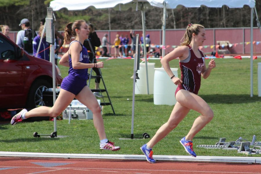 Indoor Track and field wraps up season at IC4A, ECAC Championships