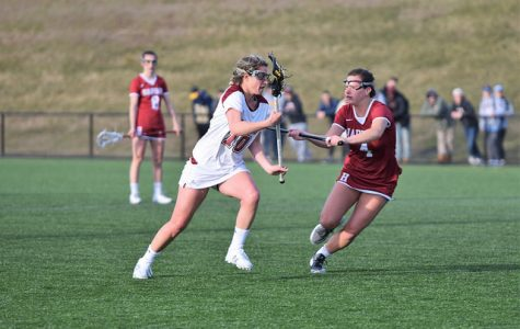 Hannah Palau scores game-tying goal in big UMass women's lacrosse win