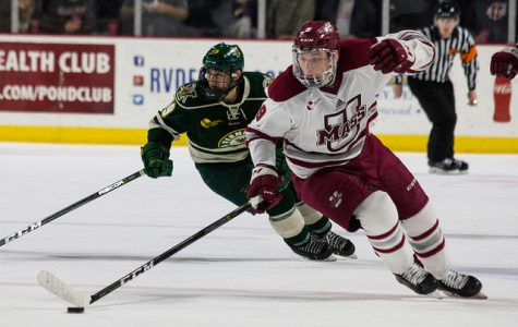 UMass downs Vermont 5-1 in series finale