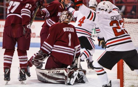 7-2 loss to Northeastern ends UMass hockey's breakout season