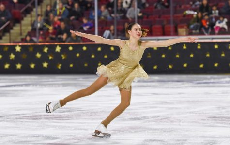 Skating Club of Amherst hosts 'Gold' figure skating show at Mullins Center