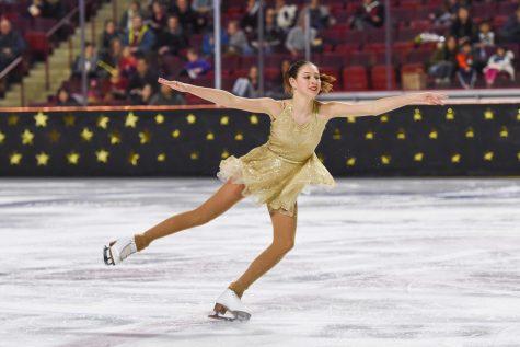 Skating Club of Amherst hosts 'Gold' figure skating show at Mullins Center