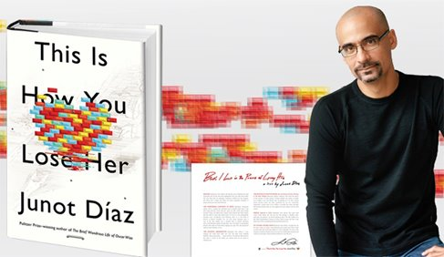 "Book review: ""This is How You Lose Her"" by Junot Díaz"