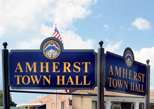Courtesy of Amherst Town Council