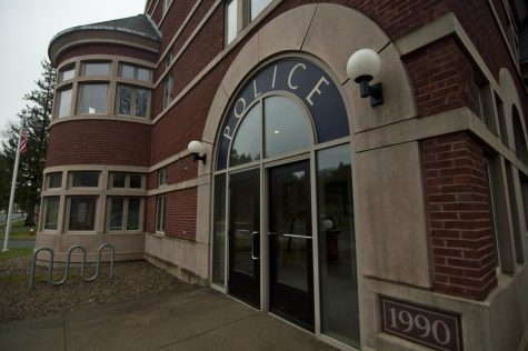 Two thefts reported at library