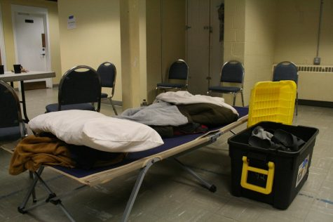 The criminalization of homelessness