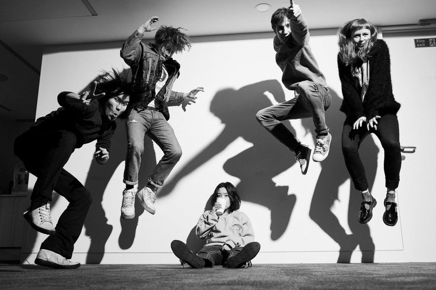 Superorganism Official Facebook Page