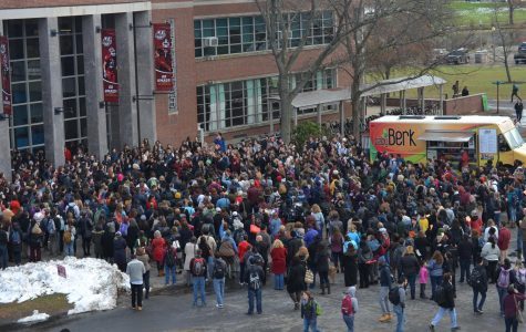 UMass protest policy is dumb, but that's the point