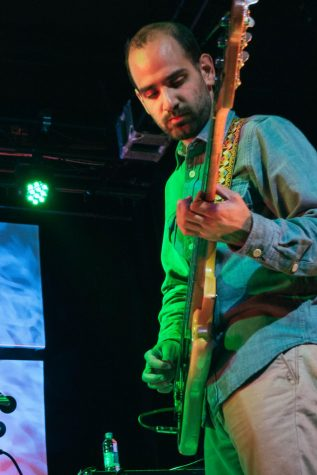 An interview with Real Estate's bass guitarist Alex Bleeker