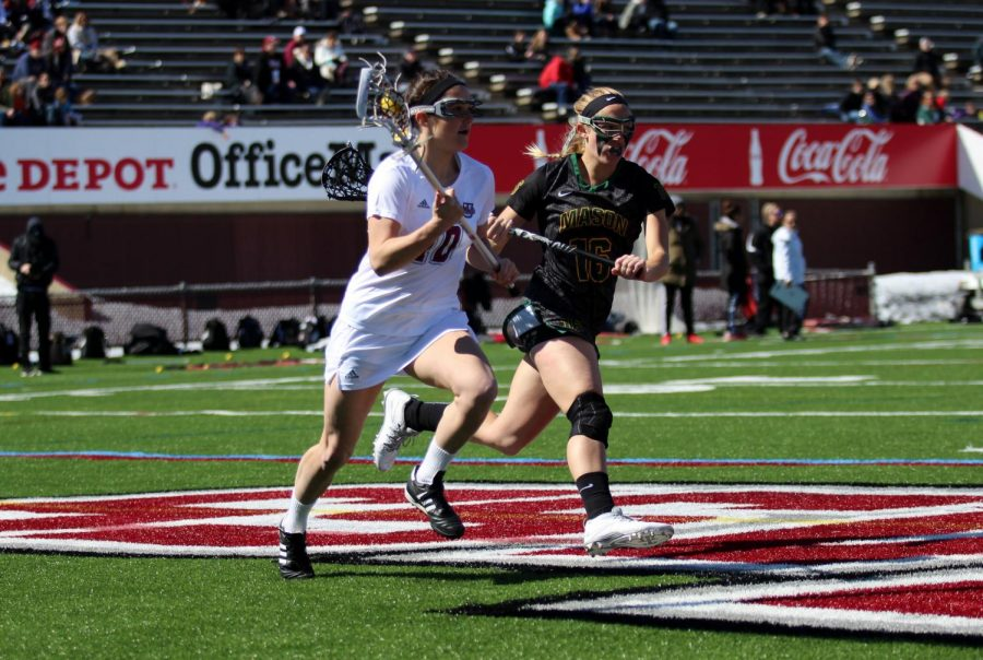 A-10+women%27s+lacrosse+notebook%3A+George+Mason+extends+win+streak+to+four+with+win+over+La+Salle