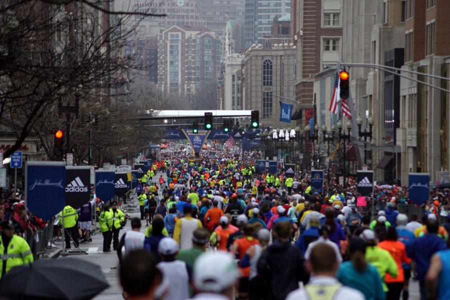 The+uniqueness+of+the+Boston+Marathon