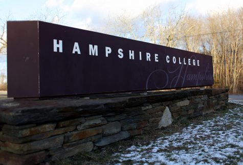 Fire at Hampshire College displaces 44