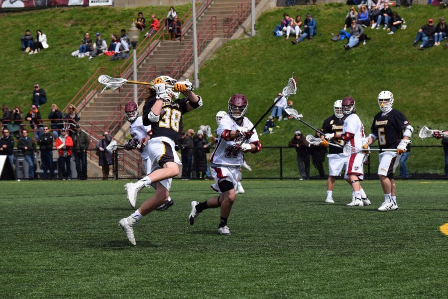CAA Men's Lacrosse Notebook: Towson goes on 8-1 run in fourth quarter to top Drexel