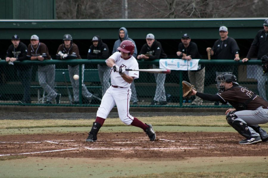 UMass+baseball+drops+eighth+straight