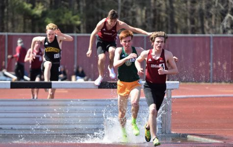 UMass track and field stays focused on championship season