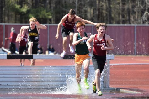 Track and field teams head to A-10 Championships