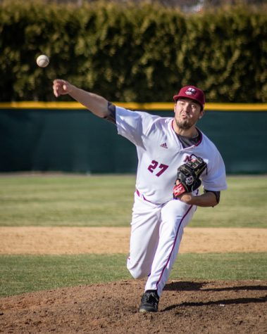 Late game struggles cost UMass baseball in 5-3 loss to La Salle Saturday