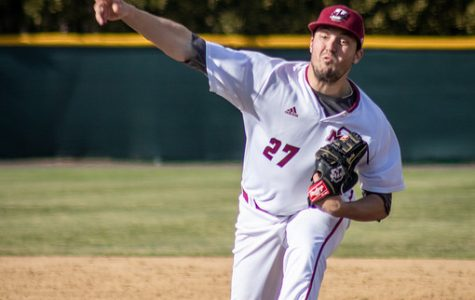 UMass baseball drops series to George Mason
