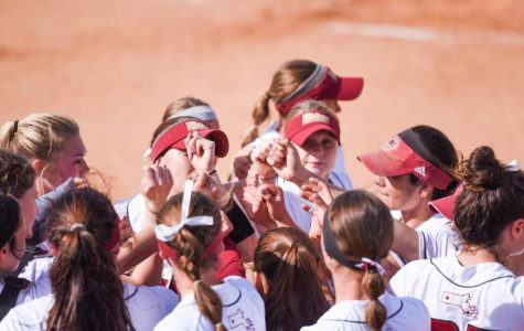 UMass softball takes two wins in double header vs. Rhode Island