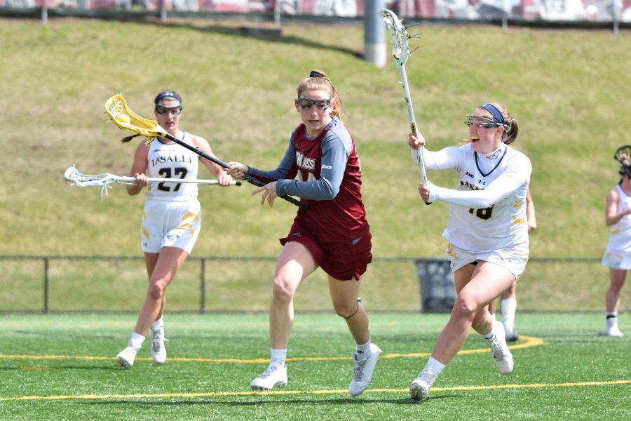 Another road trip for UMass women's lacrosse has team staying loose