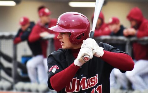 Five-run sixth for BC dooms UMass baseball on the road