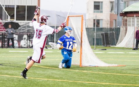 Ten-goal run lifts UMass men's lacrosse in season finale win