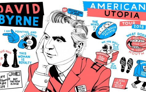 David Byrne's 'American Utopia' showcases his unique artistry