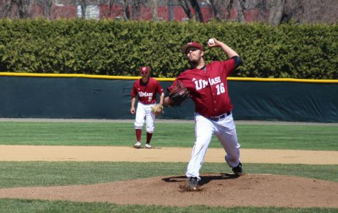 Brooks Knapek's battle on the mound not enough for UMass baseball