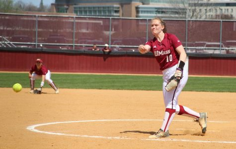 UMass softball turns to non-conference matchup with Albany