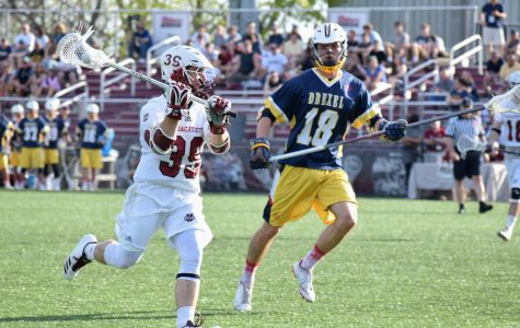 CAA men's lacrosse notebook: Hofstra rides early lead in 16-8 thrashing of Drexel