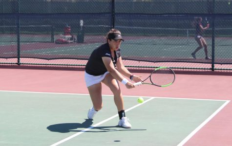 UMass tennis dominates Fordham 6-1 on Sunday