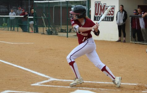 UMass softball beats Saint Joseph's 8-4 on Sunday, completes weekend sweep