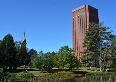 UMass investigating alleged misuse of campus resources within Physical Plant