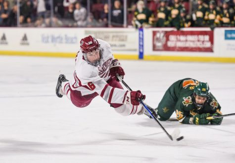 UMass hockey looks to improve on last season
