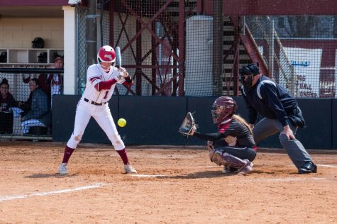 Rebuilding part of process for UMass softball team